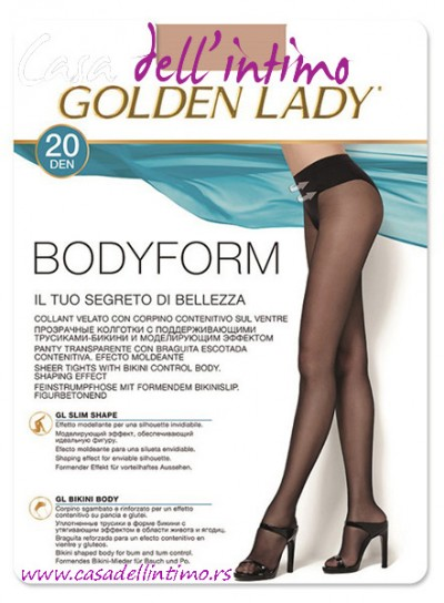 ČARAPE GOLDEN LADY BODYFORM 20 DEN